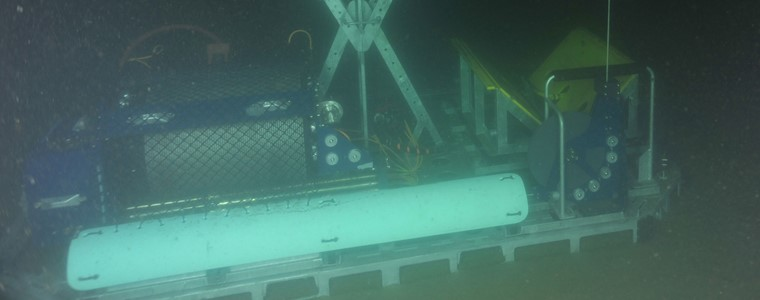 MERMAC Underwater Winch