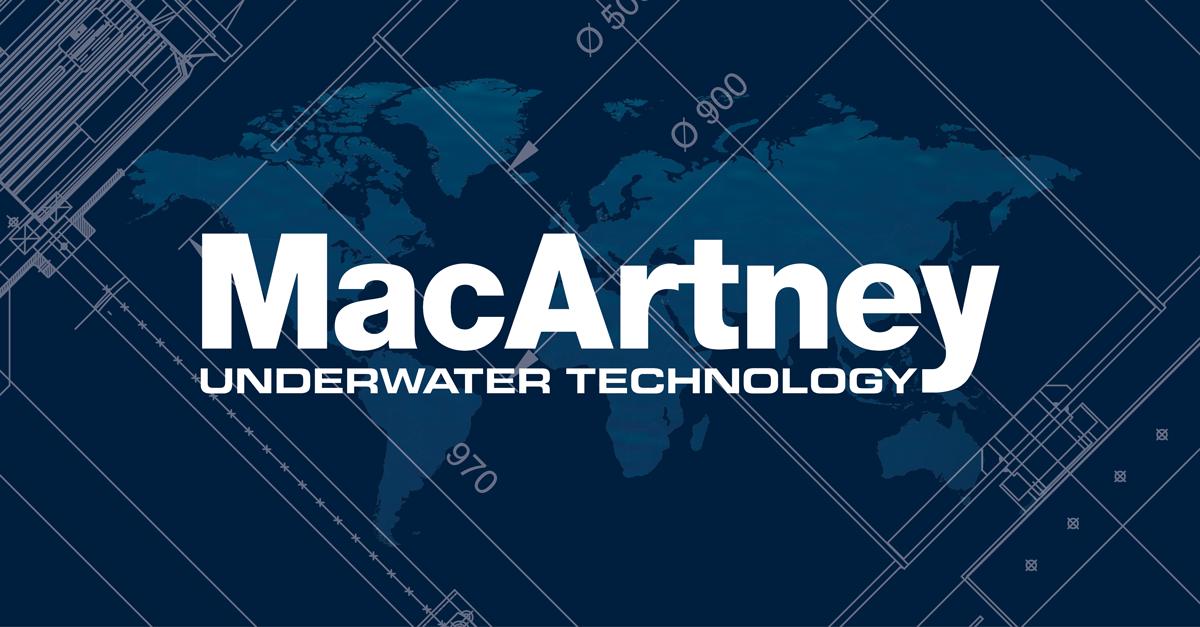 The MacArtney Group is a global supplier of underwater technology